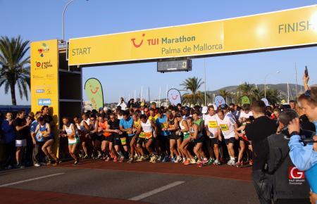 TUI-Marathon 2011 Palma