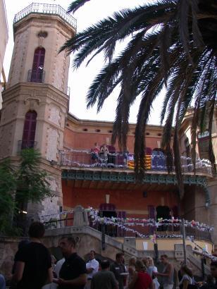 Die Deutsche Schule Eurocampus kooperiert mit der Skandinavischen Schule, die in diesem Jugendstil-Gebäude in Palma untergebrach