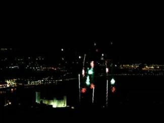 Feuerwerk Aiguafoc 2012