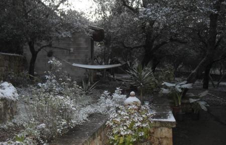 Winterzauber auf Mallorca 2012