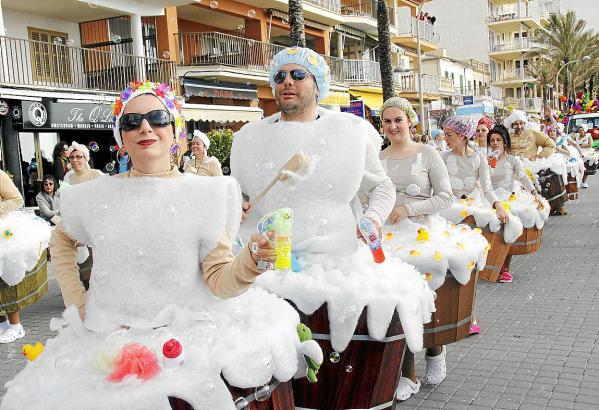 carnaval playa de palma