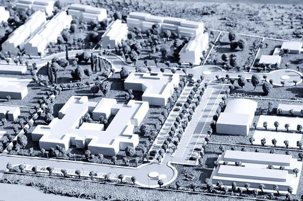 So könnte der Campus in Maioris aussehen. Geplant ist eine Investition in Höhe von 25 Millionen Euro.
