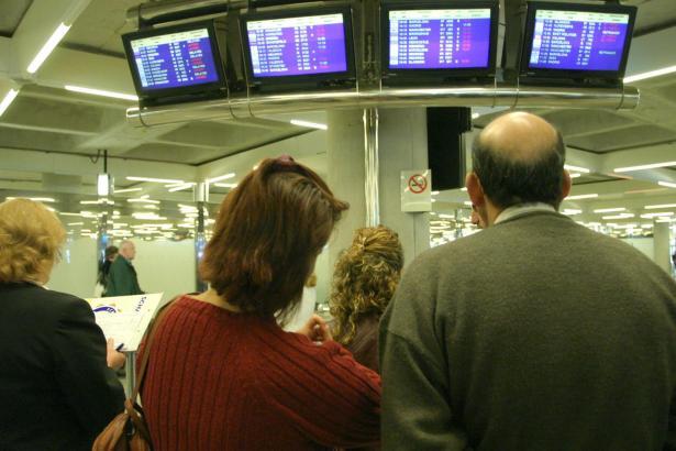 Eine erstaunliche Zunahme an Verspätungen gab es im vergangenen Jahr am Flughafen Son Sant Joan.