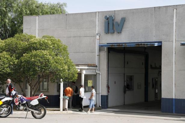 Der ITV im Polígono Son Castelló in Palma.