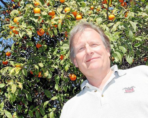 Dietrich Grönemeyer ist ein Fan von Orangen - diese Liebe begann schon in seiner Kindheit.