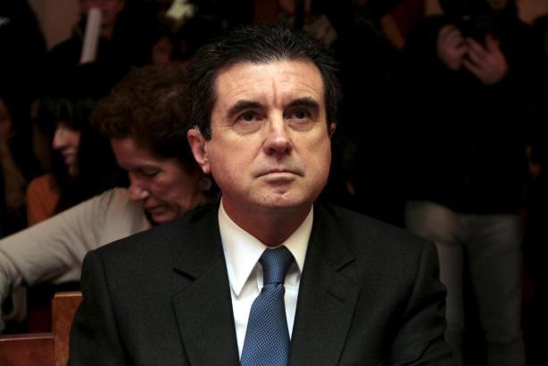 Jaume Matas während des Prozesses auf der Anklagebank.