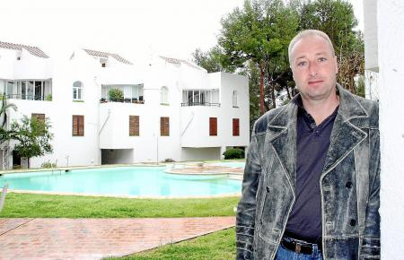 Jan Thieme ist aktueller Präsident der Eigentümergemeinschaft der Urbanisation Pinar de Sol in Calvià.