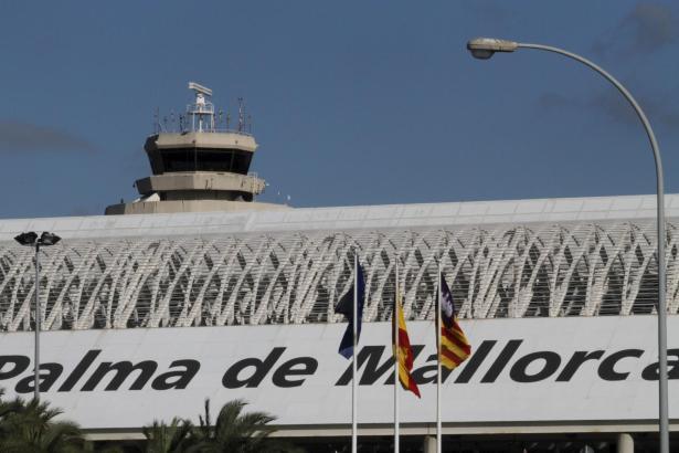 Auch Palmas Airport Son Sant Joan wird vom Generalstreik betroffen sein. Wie stark, ist indes unklar.