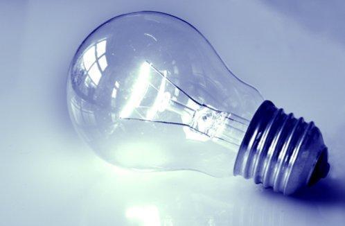 Die Kosten für Licht steigen in Spanien.