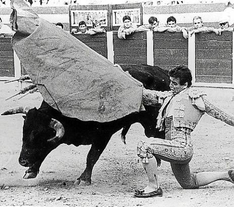"""José Barceló """"Campanillo"""" erinert sich an glorreiche Zeiten."""