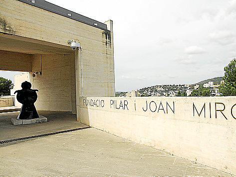 Einmaliger Zugang zur Welt des Künstlers: Hier ist vieles so belassen, wie es zum Moment des Todes von Miró war.