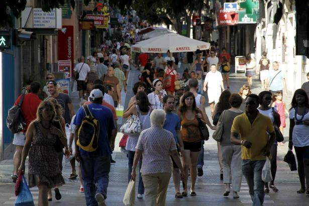 Mehr als eine Million Menschen leben auf den Balearen.