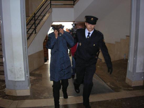 Die brasilianische Unternehmerin Regina Da Costa wurde im März 2007 von der Polizei in Palma wegen des Verdachts der Geldwäsche