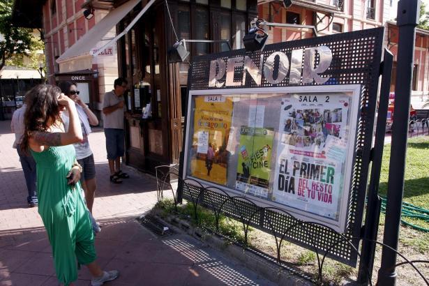"""Schade: Das """"Renoir""""-Kino in Palma schließt am 15. Mai seine Pforten."""