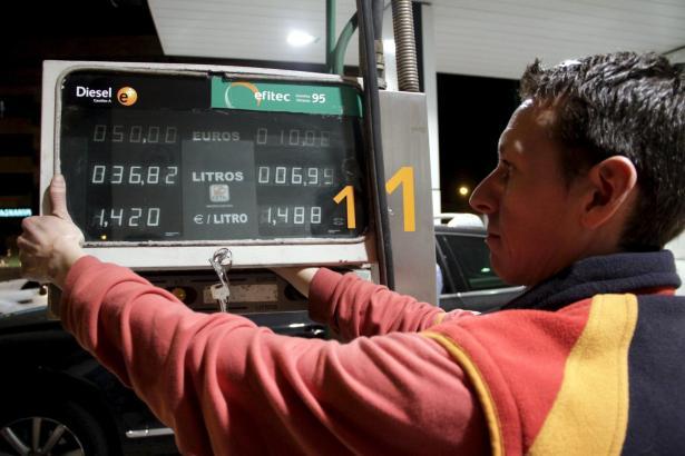 Alles neu macht der Mai: Benzin auf den Balearen ist teurer geworden.