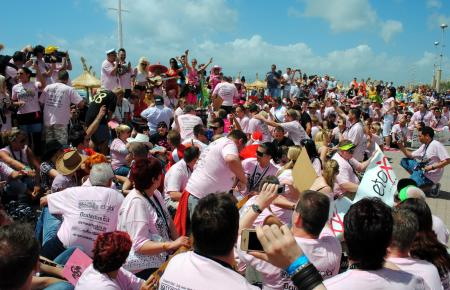 Partymeile Playa de Palma: Auftakt 2012