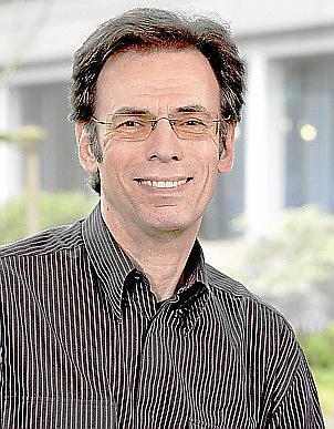 Diplom-Meteorologe Gerhard Lux vom DWD: Wissen schützt.