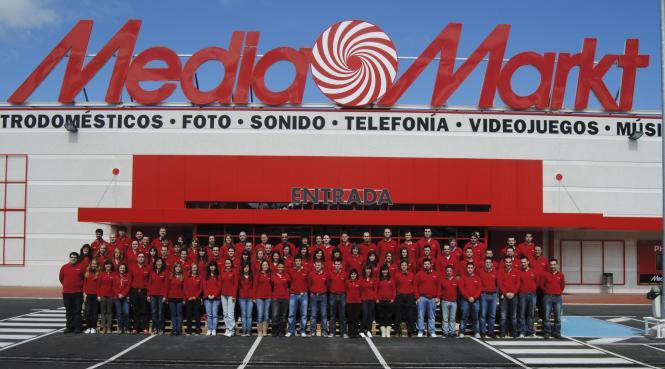 Wann in Palma der lange angekündigte neue Media Markt eröffnet, steht noch nicht genau fest. Die Firma steht aber schon in den S