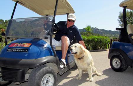Tierisches Golfturnier: Der HuGo-Cup 2012 in Camp de Mar