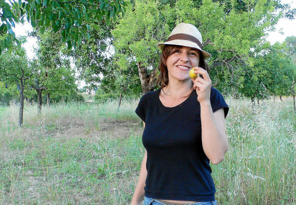 Köchin und Slowfood-Vizepräsidentin María Solivellas schwört auf frische lokale Produkte.