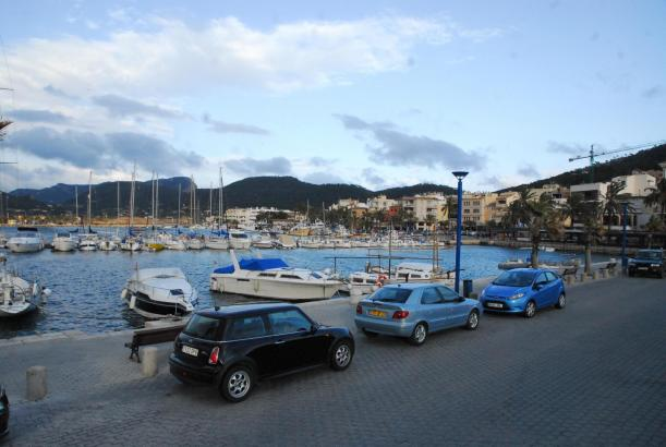 Eine Gefahr für die Bevölkerung in Port d'Andratx habe nicht bestanden, so die Polizei.