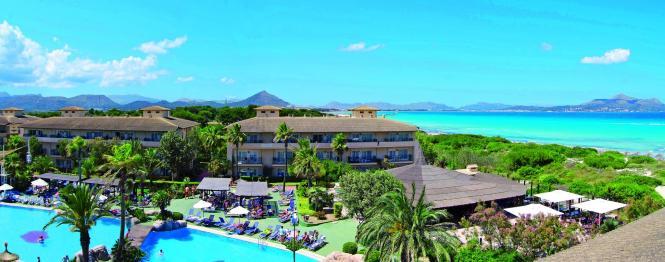 Die Ferienanlage Eden an der Playa de Muro ist nun in Alltours-Besitz.