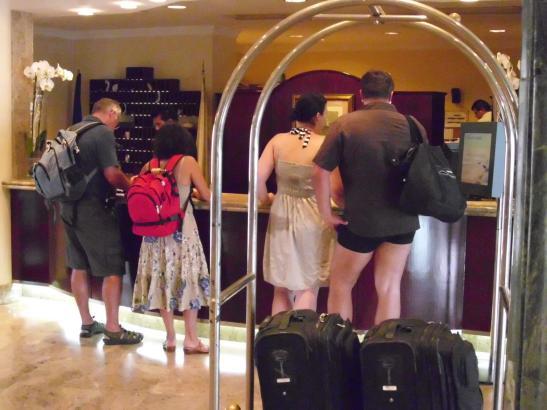 Die Gewerkschaften haben im Hotelgewerbe einen 24-Stunden-Warnstreik für den 20. Juli ausgerufen.