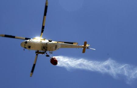 Waldbrandserie auf Mallorca