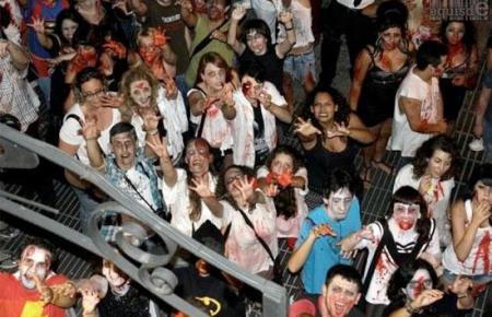 Mallorca Zombie Marsch 2012