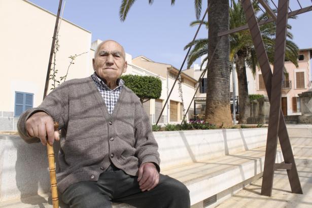Nicht nur in seinem Heimatort Vilafranca war Pep Mascaró eine Berühmtheit.