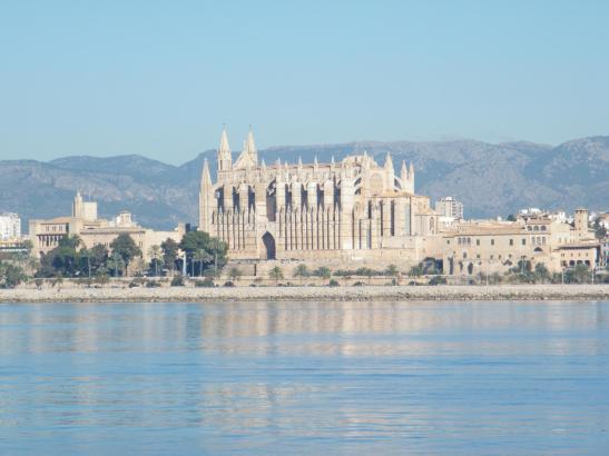 Palmas Kathedrale ist Mallorcas Sehenswürdigkeit Nummer 1.