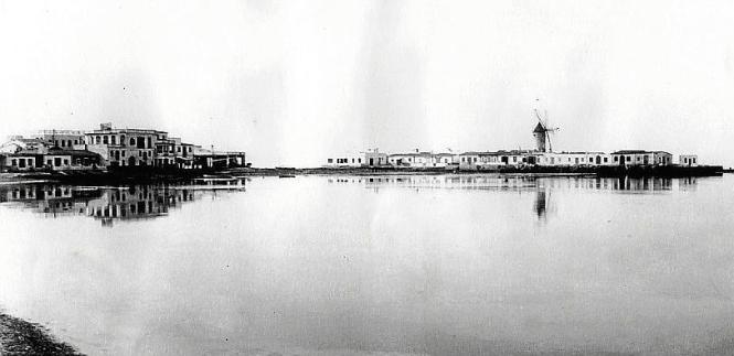 El Molinar 1910.
