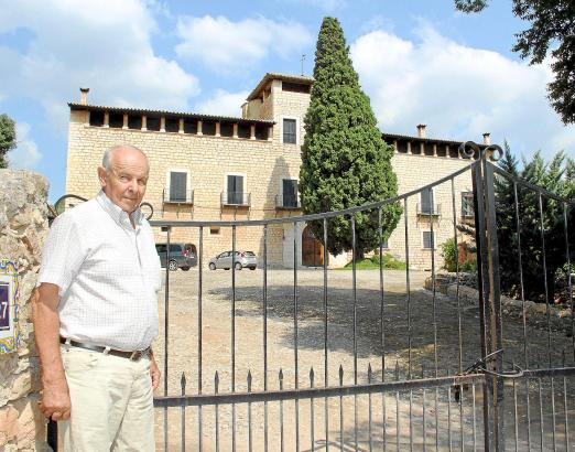 Josep Estarellas war 39 Jahre Amo auf Son Torrella.