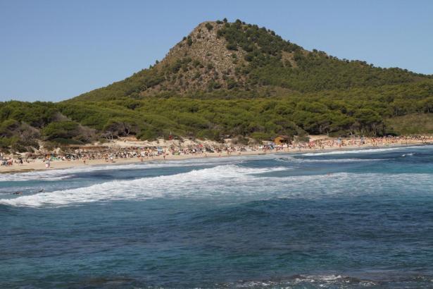 Die Cala Agulla bei Cala Ratjada. Schauplatz des jüngsten Schmuggler-Dramas auf Mallorca.