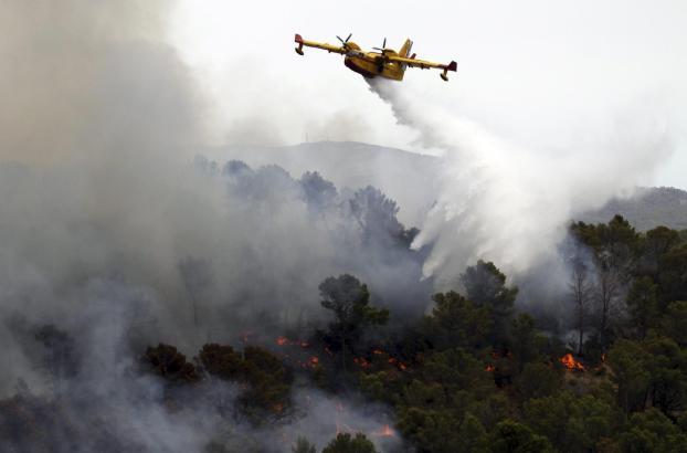 Mallorcas Feuerwehr war in diesem Sommer im Dauereinsatz.