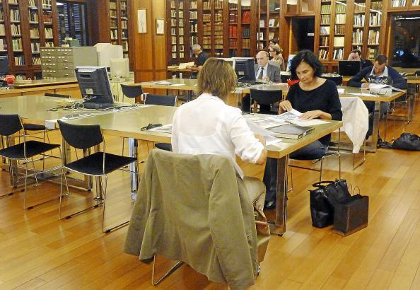 bibliotheken palma, bibliothek march