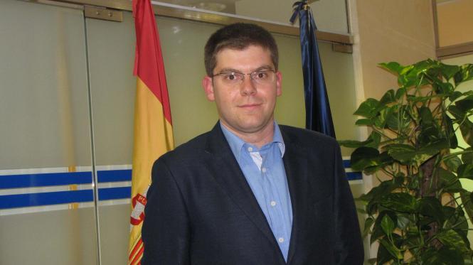 Der neue balearische Gesundheitsminister Martí Sansaloni.
