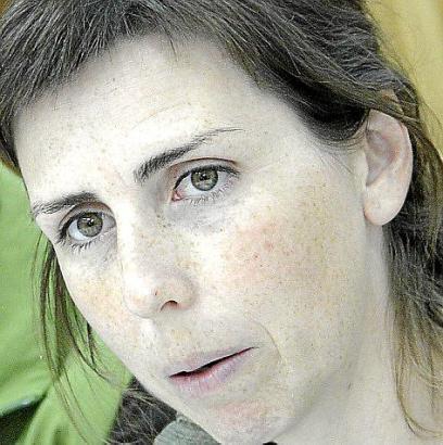 Die Sprecherin des GOB, Margalida Ramis.