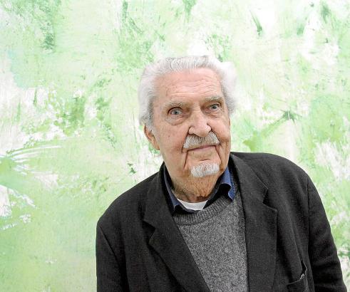 """Die Schaffung einer eigenen Stiftung empfand Alfred Lichter als """"Gnade"""": Er war sich seiner Privilegien bewusst."""