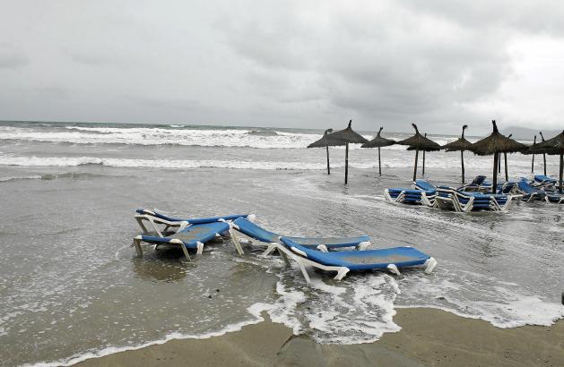 Der Anstieg des Meerespiegels um bis zu 60 Zentimeter in den kommenden Jahrzehnten wird das Gesicht der Insel verändern.