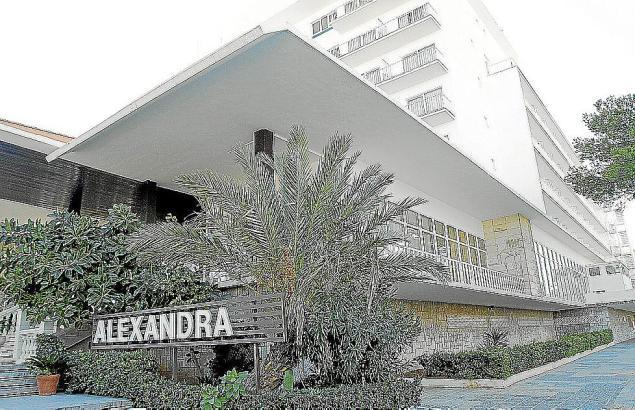 Das Hotel Alexandra, eines der ältesten in Can Pastilla, hat den Besitzer gewechselt.
