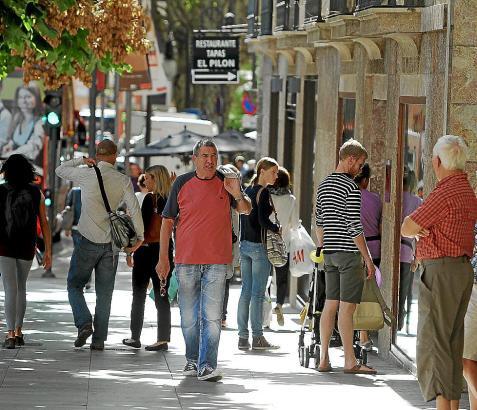 Palma hat 2012 mehr Einwohner bekommen als verloren.