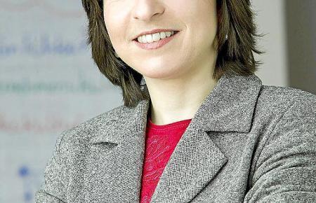 Expertin in interkultureller Kommunikation im Berufsalltag: Alexandra Metzger.