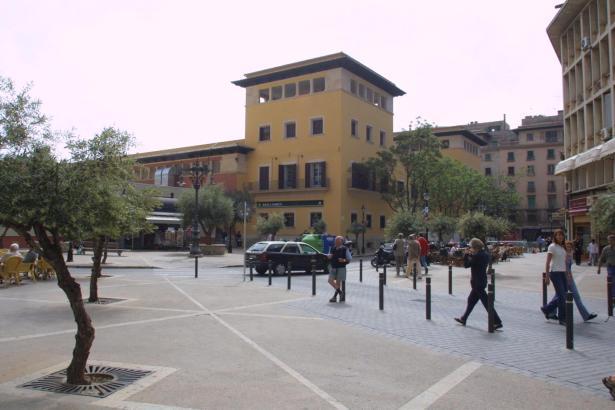 Die Markthalle Mercado del Olivar wurde seit der Eröffnung 1951 mehrfach umgebaut.