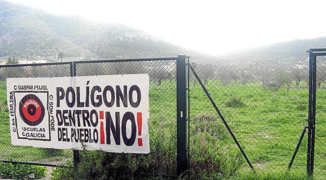 Das Rathaus will die Verkehrssituation im Ortskern entlasten, doch manchen ist der neue Polígono auch zu dicht am Ort.