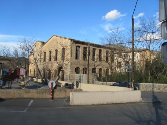 So sieht die Fábrica Nova aktuell aus. Für die Renovierung müsste die Fassade verändert werden.