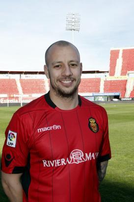 Auch Neuzugang Allan Hutton konnte bei seinem Debut für Mallorca keine Akzente setzen.