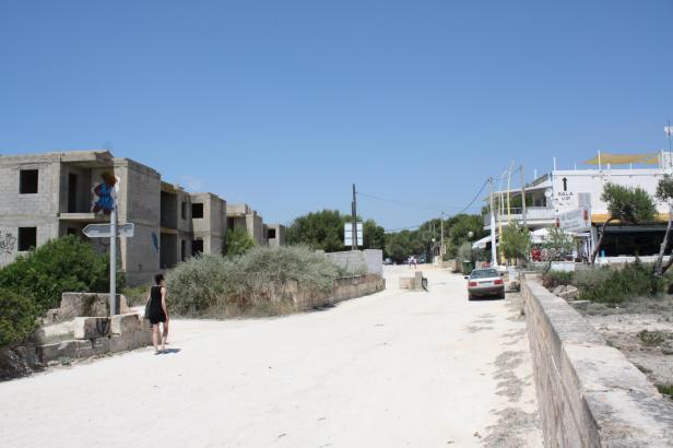 Die Tage der Ses-Covetes-Bauruinen am Es-Trenc-Strand scheinen gezählt.