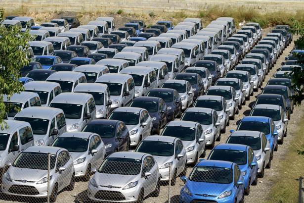 Mietwagen werden durch die neue Umweltabgabe teurer.