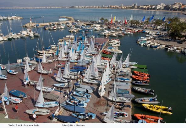 Anwohnerverein ist gegen die Vergrößerung des Hafens in S'Arenal.